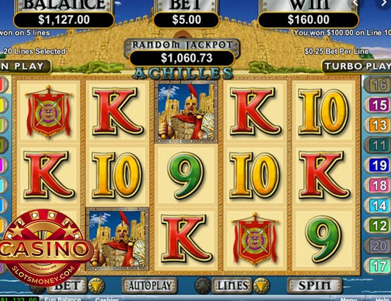 Achilles Slot Machine Play Free By RTG | Detailed Review & Analysis