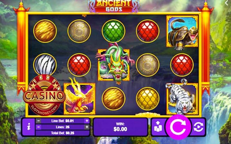 Ancient Gods Slot Machine RTG