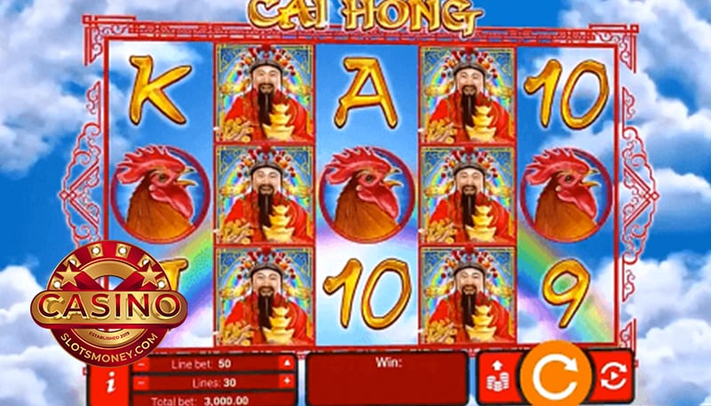 Cai Hong Slot Machine Play Free By Rtg Detailed Reviews