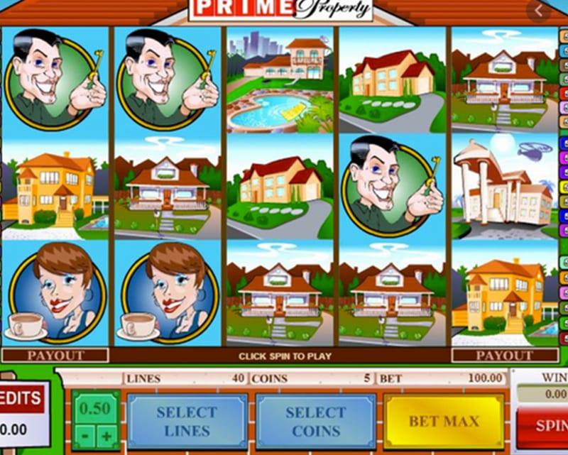 Spiele Prime Property - Video Slots Online